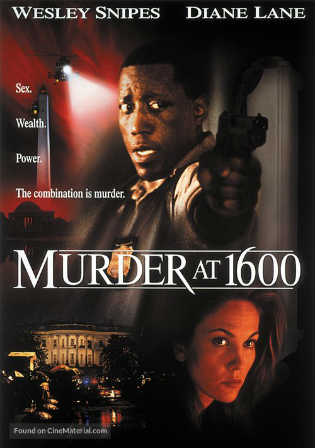 Murder at 1600 (1997) HDTV 950Mb Hindi Dual Audio 720p Watch Online Full Movie Download bolly4u