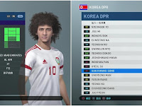 PES 2019 WEHK Option File V0.1