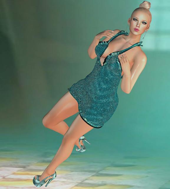 Virtual Diva Couture, Slavia Jewelry, Entice, Versus Event, Designer Showcase