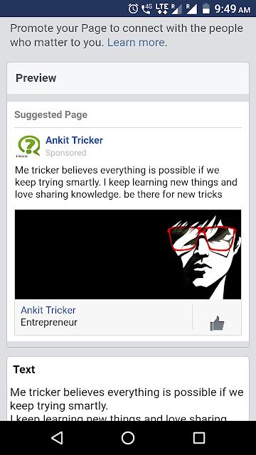 facebook advertising sponsor