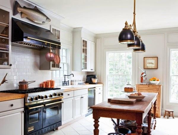 Diseño cocina vintage