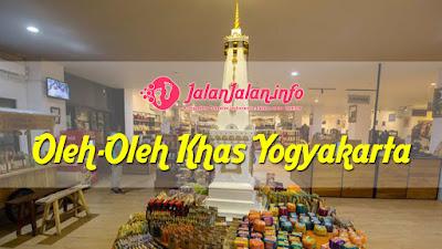 Oleh Oleh Khas Yogyakarta