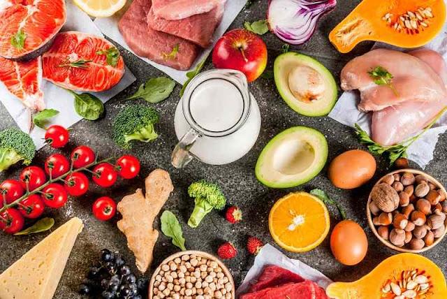 Beberapa Makanan Sehat Yang Harus Dikonsumsi