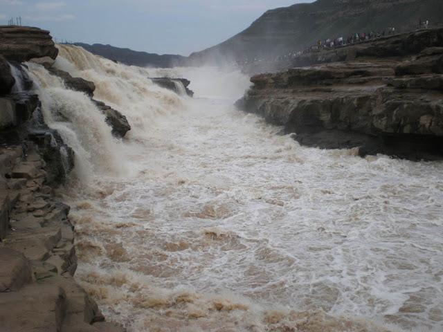 Cachoeira Hukou – China