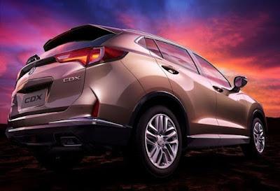 2018 Acura CDX: Critique, Spécifications, Date de Sortie