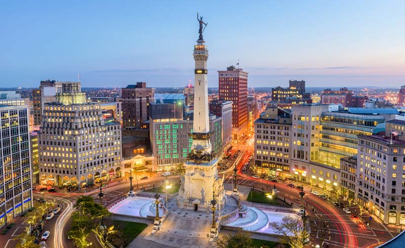 Indianapolis, Indiana, Active Travel