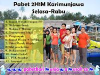 Harga Paket Wisata Karimunjawa 2H1M Selasa-Rabu Murah Teman