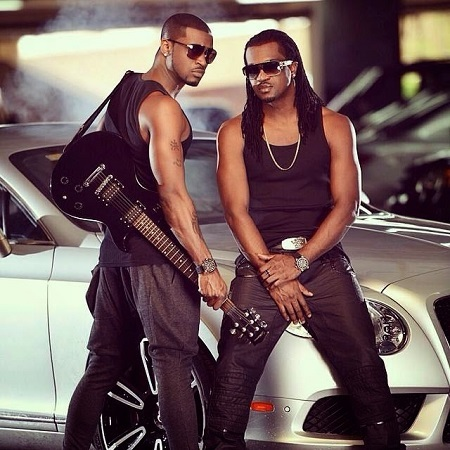 Chaos As Sheriffs Storm P-Square's Residence to Make Property Seizure on Court Orders (Photo)