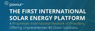 First International Solar Energy Platform