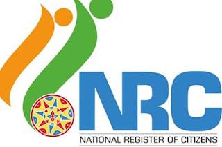 NRC Assam official logo