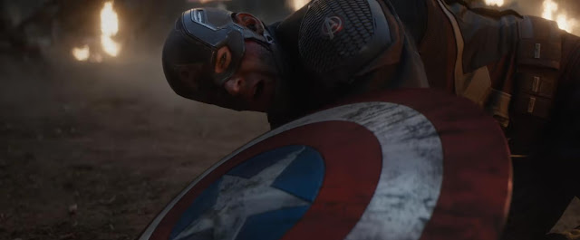 Chris Evans Anthony and Joe Russo | Captain America | Marvel's Avengers: Endgame