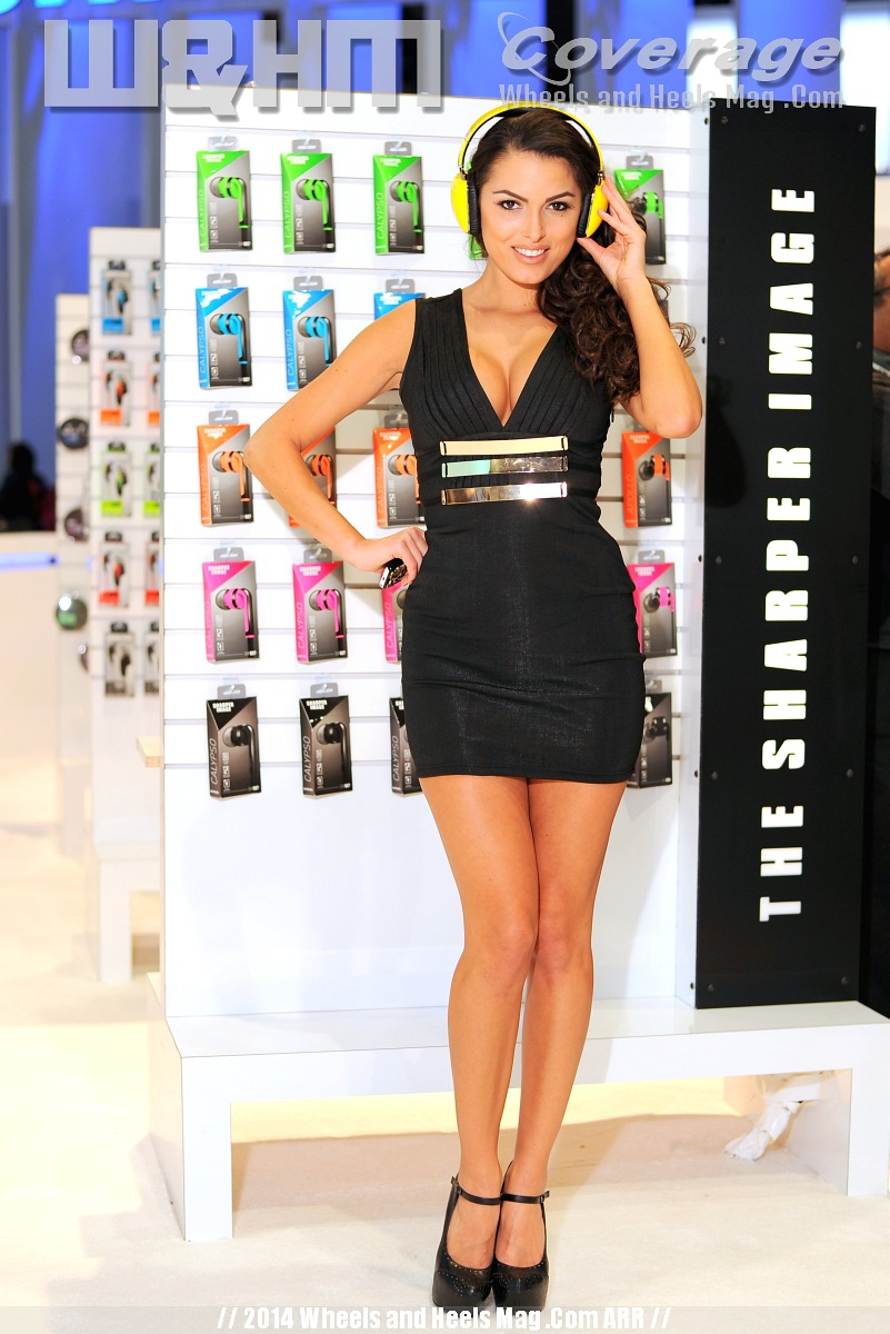 Sema Show Las Vegas >> Constance Nunes - A Super Model with Style and Loves Cars