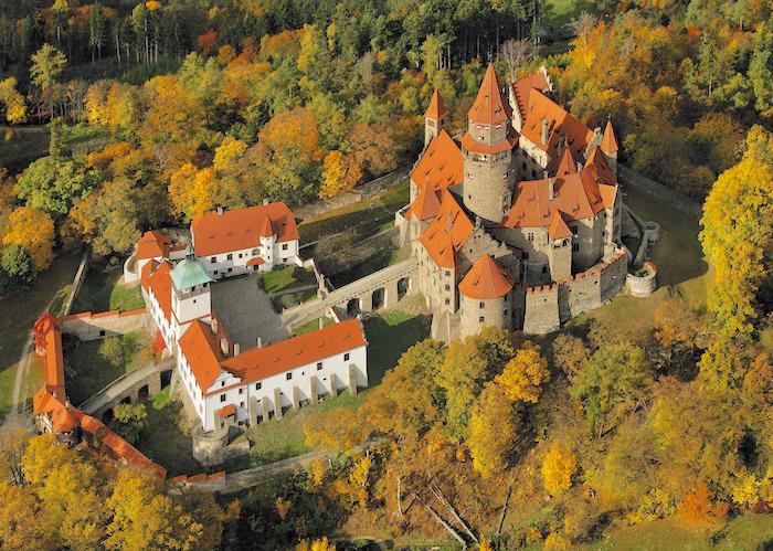 Zamki i pałace w Czechach, Czechy, Czechy zamki, czeskie zamki, Podróże,