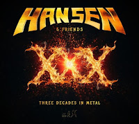 "Ο δίσκος των Hansen & Friends ""XXX - Three Decades In Metal"""