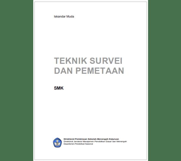 Buku SMK Teknik Survei dan Pemetaan