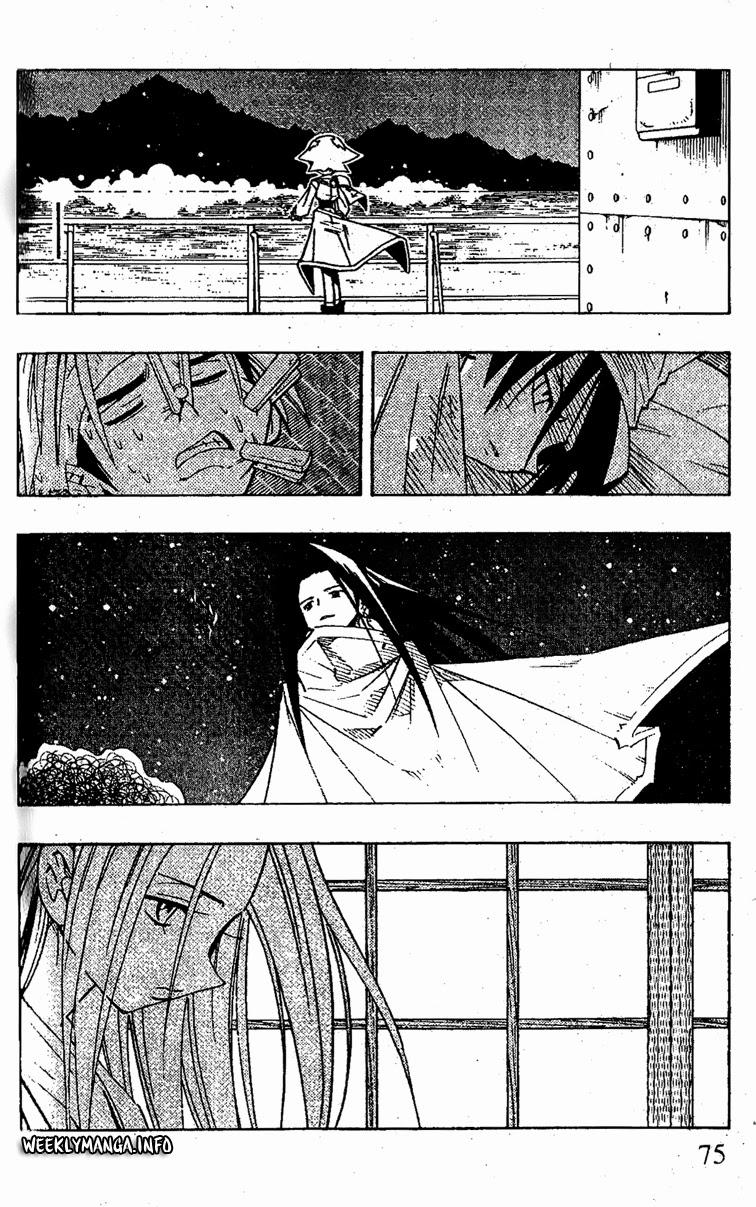Shaman King [Vua pháp thuật] chap 207 trang 18