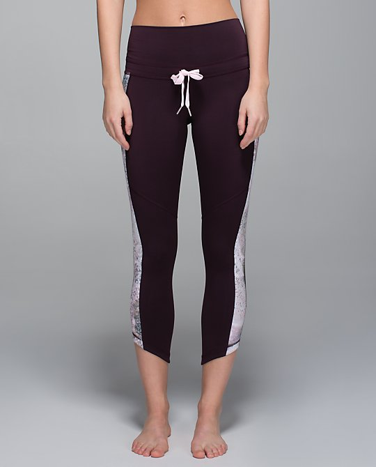 lululemon retreat crop