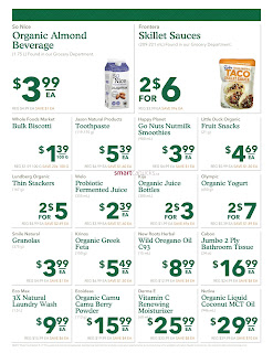 Whole Foods Market Flyer April 18 - 24, 2018