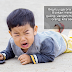 Bila anak tantrum, biarkan mereka berguling-guling, jangan malu dipandang orang