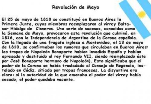 25 de Mayo Argentina