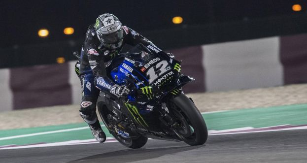Hasil FP2 MotoGP Prancis: Vinales Tercepat, Rossi P13