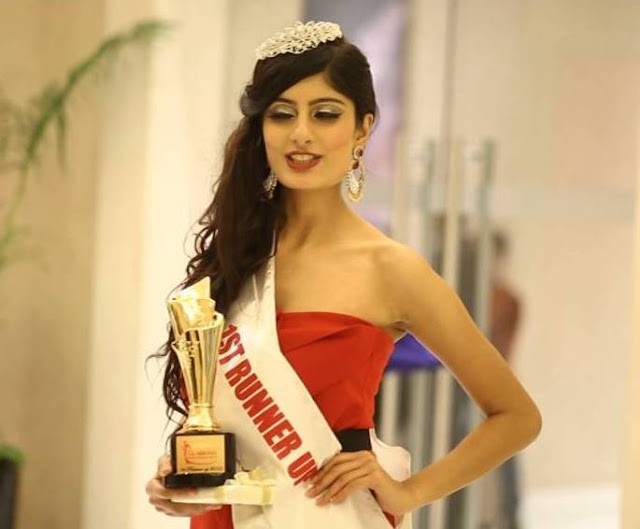 niharika-anand-miss-india-pageant-photo