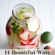 Beautiful Infused Waters