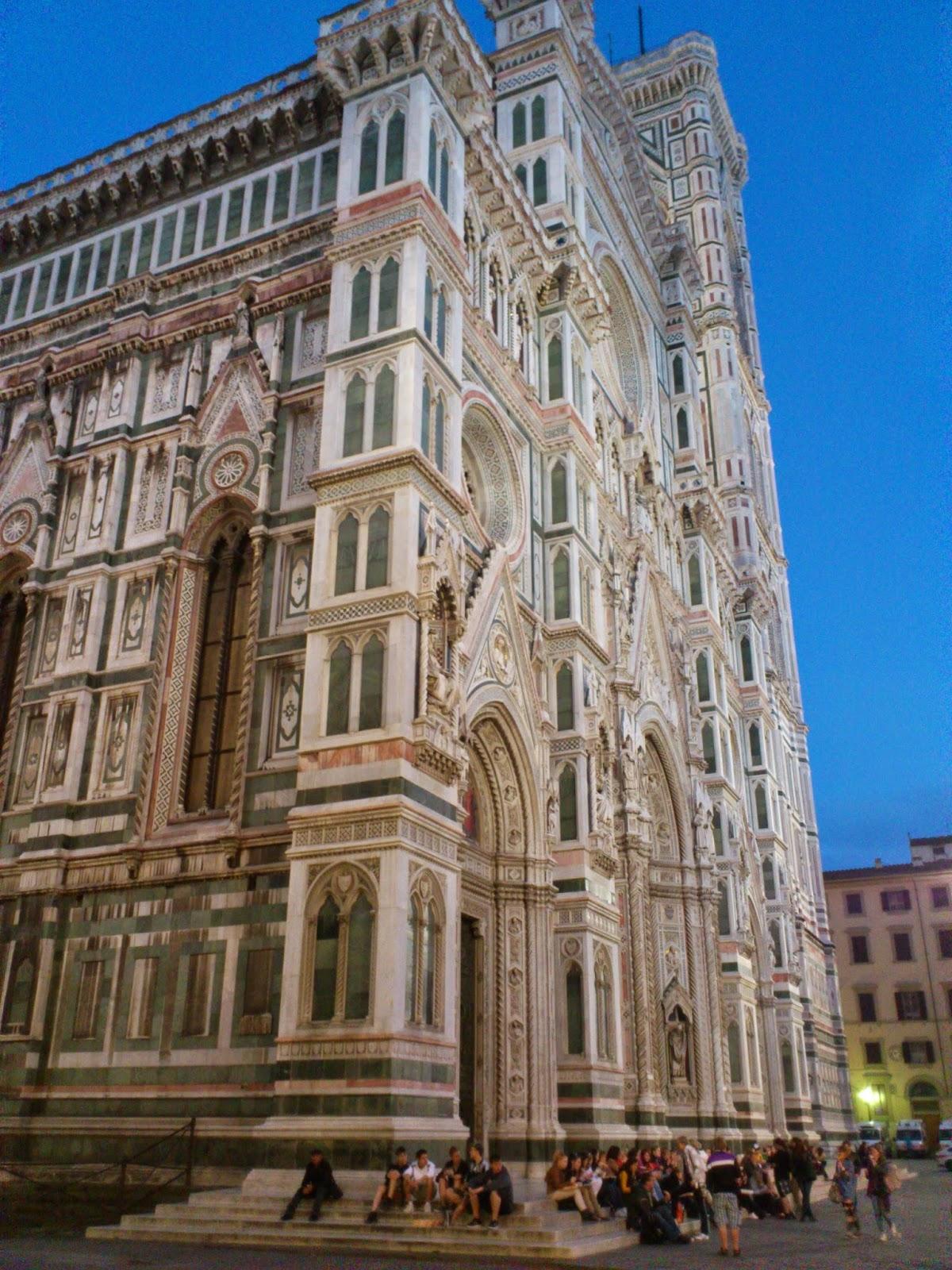 Duomo de Firenze - Florença - Itália