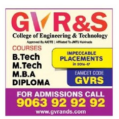 GVRANDS COLLEGE OF ENGINEERING  9063929292
