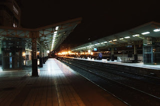 Foto de estación de tren - Pixabay CC