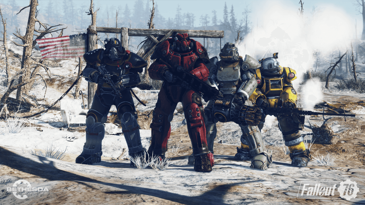 Fallout 76 PC System Requirements Uncovered In Front Of Next Week's Beta Tests