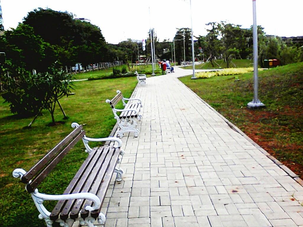 Cara Unlock Hdr Pubg Timi: Tempat Santai,Taman Kota Ria Rio Jakarta