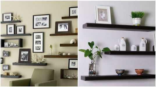 Modelos de muebles modernos for Adornos para repisas