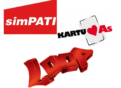 4 Cara Transfer Pulsa Telkomsel (Simpati,AS,Loop)