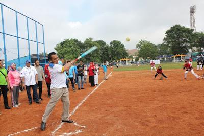 Gubernur Ridho Resmikan Revitalisasi Kawasan Pusat Kebudayaan dan Olahraga (PKOR) Way Halim