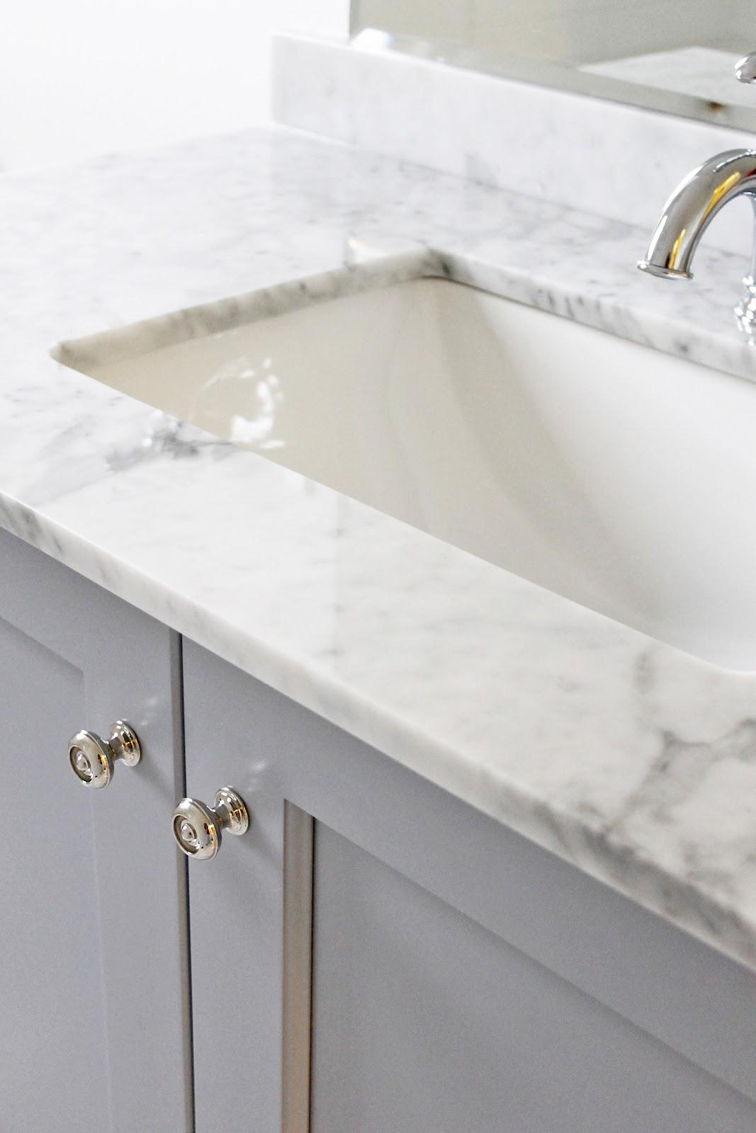 Am Dolce Vita Main Bath Sneak Peek