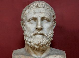 Ελληνικόν Γένος  Περιανδρος ο Κορινθιος (668 – 584 π.χ.) 097f64957a5