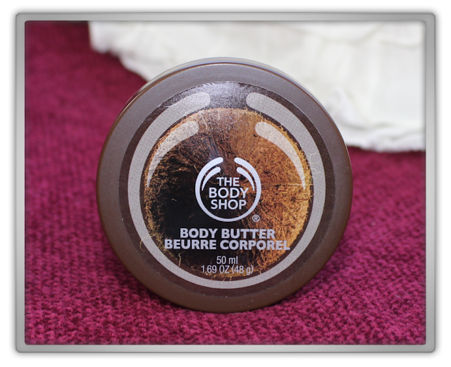 The Body Shop Haul Review blog beauty blogger coconut body butter mini size travel soft moisture