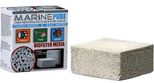 MarinePure Block versus Matrix, other bio aquarium, pond filter media