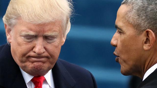 """Trump revela qué amenaza le describió Obama como el """"mayor problema"""" para EE.UU."""