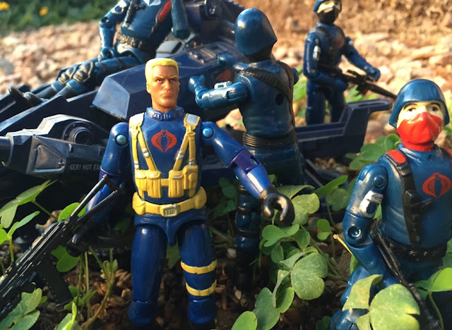 2004 Unproduced Comic Pack Hawk, Skeres, Custom, African American Hawk, Cobra Officer, 1984 ASP, Cobra Trooper, Viper Pilot, Bootleg, Black Major