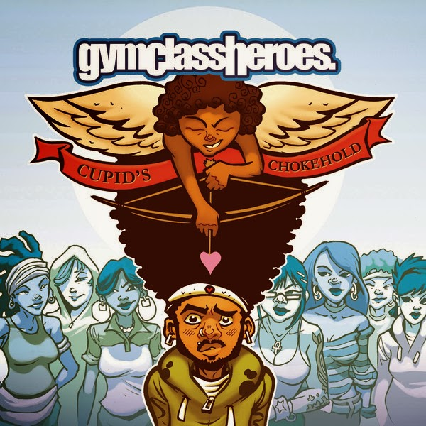 Gym Class Heroes - Cupid's Chokehold - Single  Cover