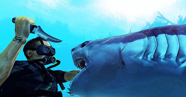 Depth Agregará Modo Multijugador Humanos Vs Tiburones Survival Horror Downloads Shd