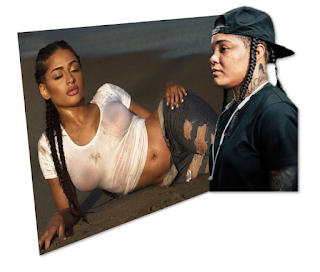 Tori Brixx And Young MA Dating?