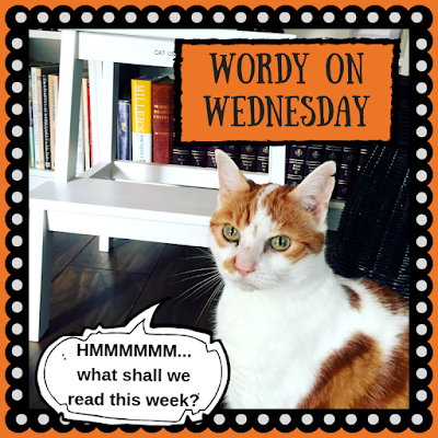 Wordy on Wednesday with Amber ©BionicBasil BBHQ Mewton-Clawson Library