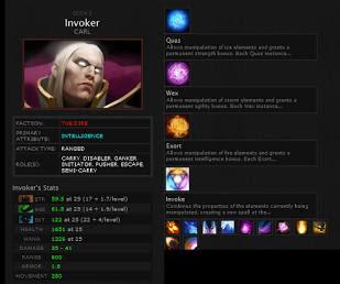 Cara Menggunakan Hero Invoker di DotA 2