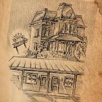Bates Motel Pyscho house