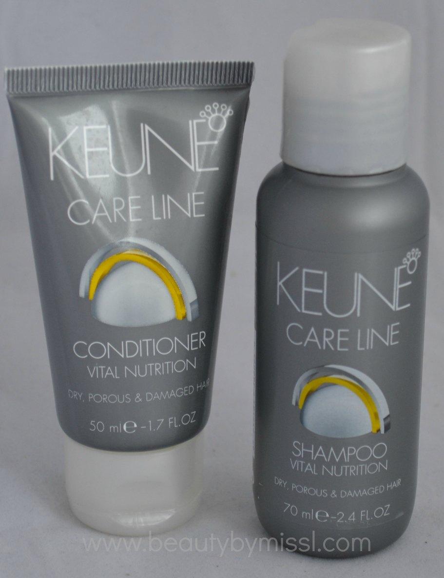 keune Šampoon ja palsam