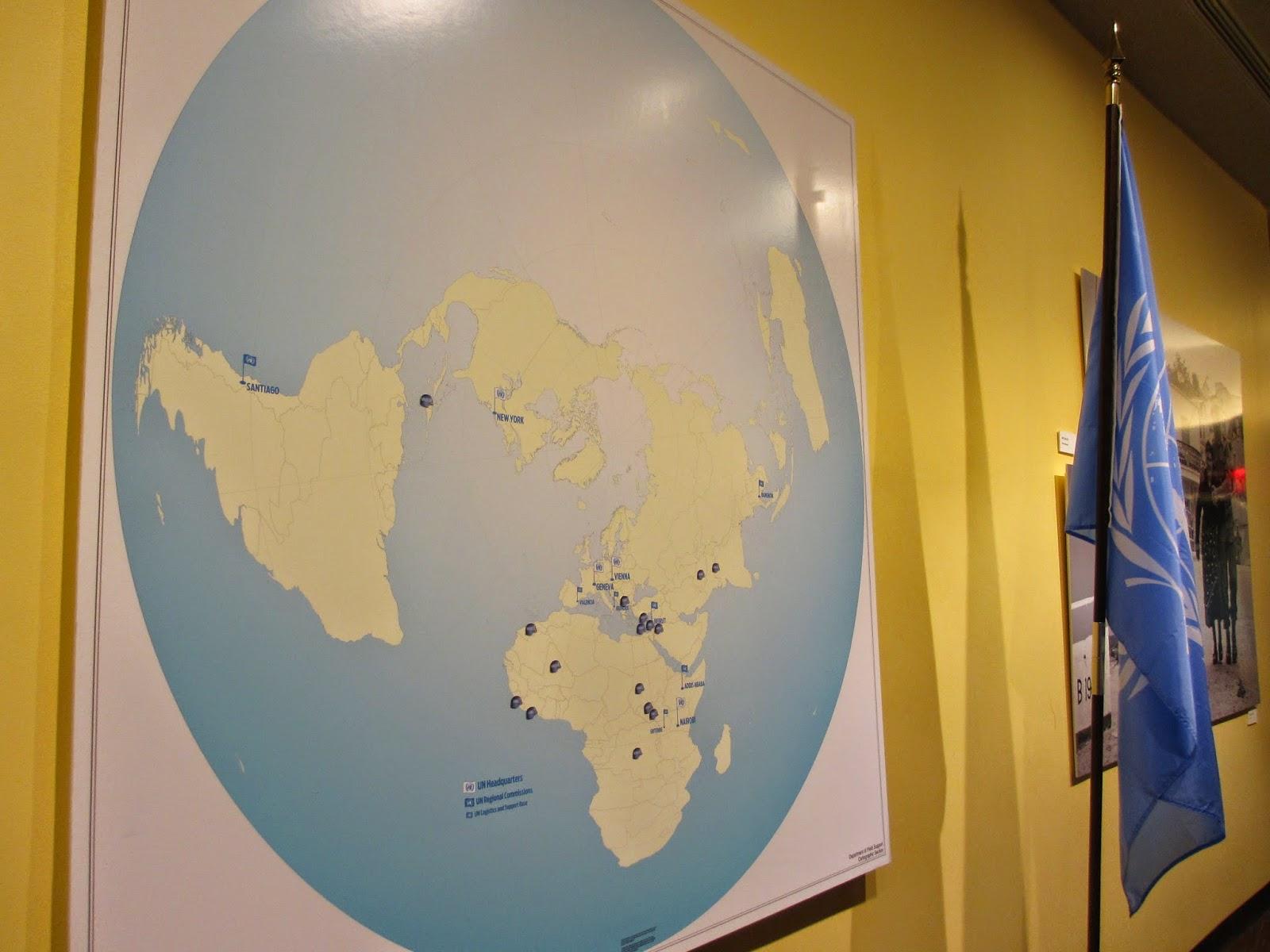 VISITAR A ONU - Aprendendo com uma visita à sede das Nações Unidas em Nova Iorque | EUA