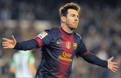 Lionel Messi , Barcelona La liga Photo